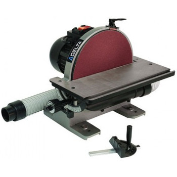 Picture of Delta 31-140 12 in Disc Sander with Integral Dust Collection