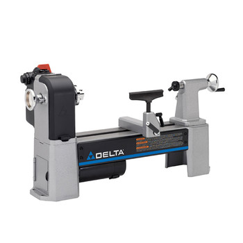 Picture of Delta 46-460 12-12 in Variable-Speed Midi Lathe
